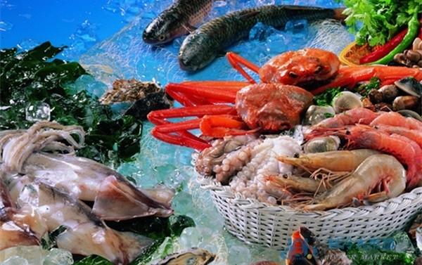 水产海鲜冷藏库丨水产海鲜冷冻库丨水产海鲜保鲜库
