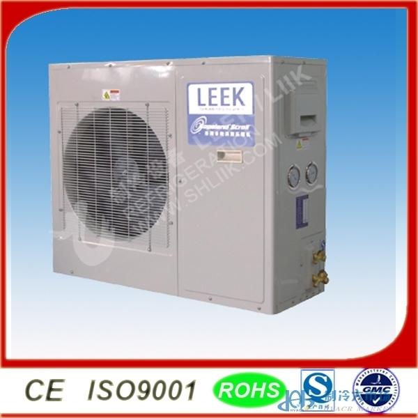 3匹至5匹壁挂式制冷冷藏设备机组