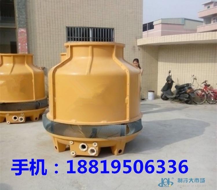 玻璃钢工业型 80吨江门冷却塔