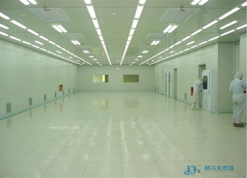 液晶显示器厂净化车间装修,显示屏无尘室安装公司