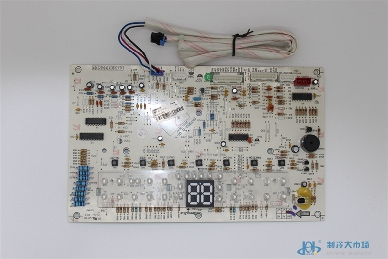 格力面3951/3953y/d3zf13/d303f3f-电路板