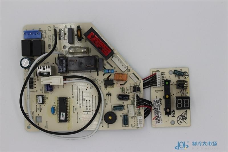 电路板  广州嘉城专业批发销售空调电机,压缩机,电路板,遥控器,电容器