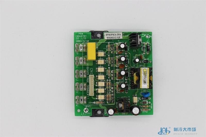 美的变频-电路板kf-35wbp/美的变频模块20a
