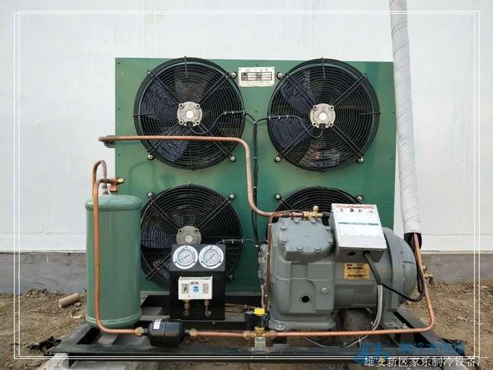 开利40HP压缩机水冷制冷机组