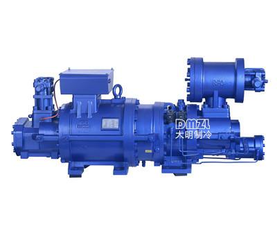 SLD230S-50---SLD640S-150---50-150HP双级螺杆式