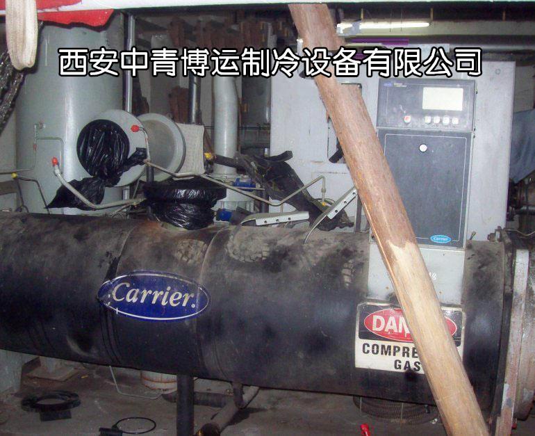 开利冷水机组维修