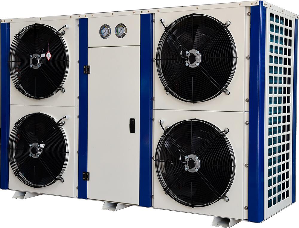 L型箱式压缩冷凝机组(改进型)
