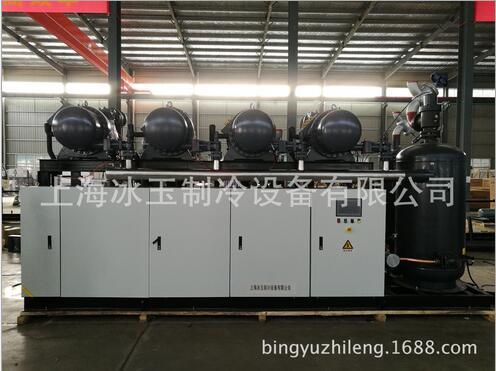 上海冰玉系列复盛螺杆机组