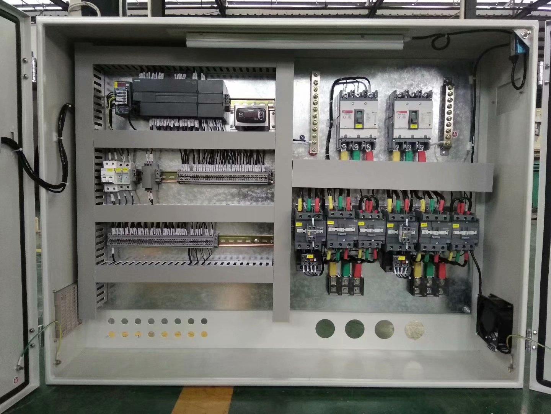 制冷螺杆机控制箱