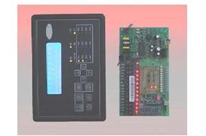 风冷冷热水模块机中央空调控制器