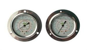 冷冻机组高低压油表