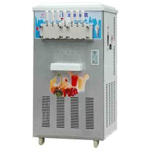 七色软冰淇淋机