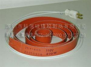 硅胶电热带