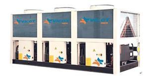 中央空调风冷冷热水机组