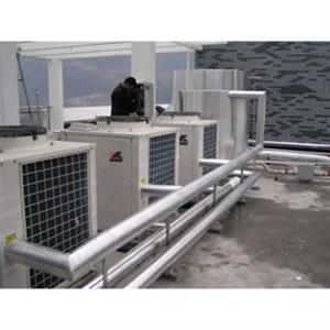 热泵空调机组