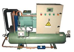 水冷工业冷水机组