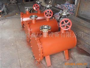 卧式煤气排水器