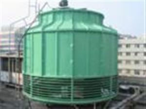 玻璃钢圆形逆流冷却塔