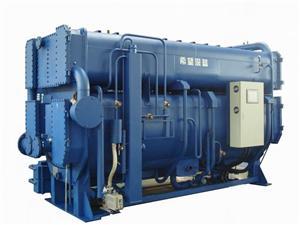 热水型溴化锂冷水机组