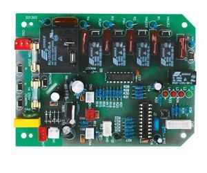 简易型空调热水器控制器