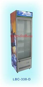 立式灯箱玻璃保鲜柜