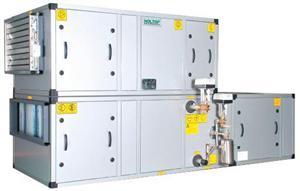 组合式热回收空调箱