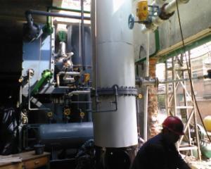 余热、氨水吸收式制冷机组