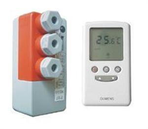 无线遥控风机盘管温控器