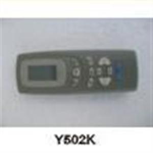 格力遥控器Y502K