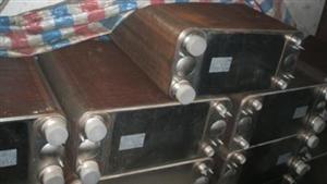 板式交换器,硬焊型板式热交换器