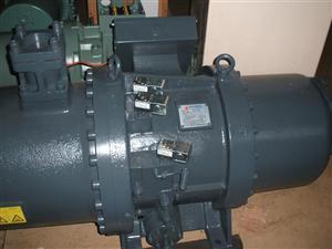 汉钟螺杆压缩机