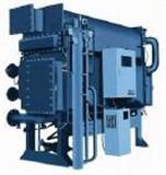 溴化锂制冷机组腔体清洗