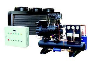 AV风冷压缩冷凝机组