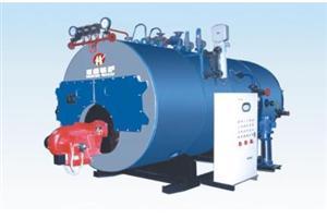 单锅筒室燃式燃油气蒸汽锅炉