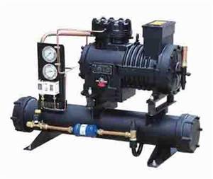 S2-FW水冷压缩冷凝机组