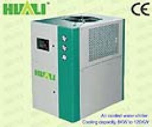 冷水机,华利风冷工业冷水机
