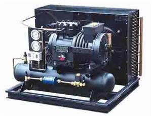 S2-FL风冷冷凝压缩机组