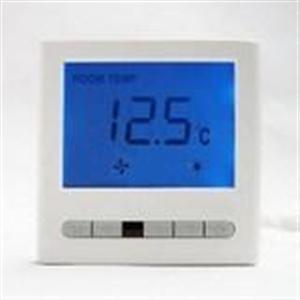 中央空调温控器,三速开关液晶温控器