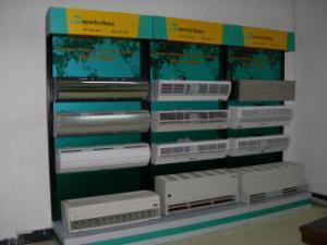 绿岛风电热风幕机