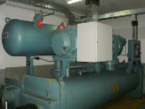 YS约克螺杆式冷水机组维修