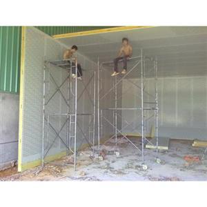 在建冷库工程