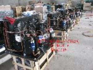 美国谷轮涡旋制冷压缩机组