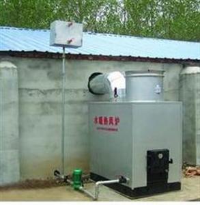 自动水暖热风炉