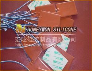 硅胶电热膜报价 硅胶发热片价格