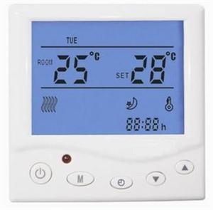 地暖温控器,电采暖温控器,水暖