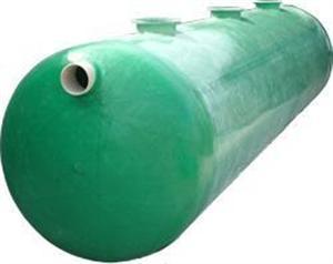 玻璃钢地埋式污水处理设备