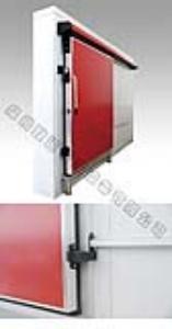 中型平移式冷库门