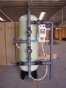 多功能控制软水器―多阀控制