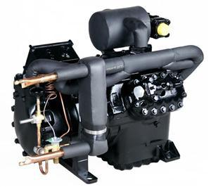 谷轮半封闭双级系列压缩机