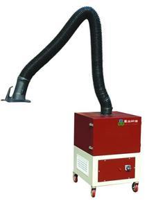 多工位移动式焊接烟尘净化设备